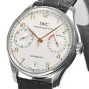 RГ©plique IWC Portugaise 7 jours de rГ©serve de marche montre IW500114