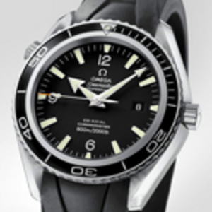 45mm Replica Omega Seamaster Planet Ocean 2900.50.91 automatique