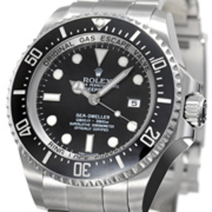Réplique Sea Dweller DeepSea automatique Mens Watch 116660